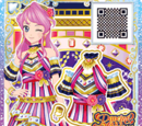 Oriental Passion Coord