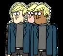 Blonde Men