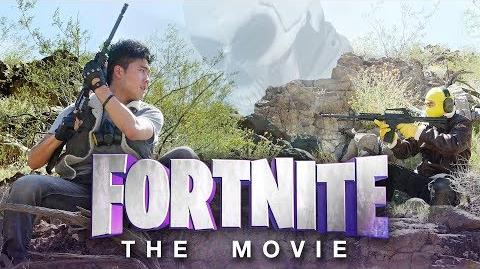 Fortnite The Movie