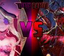 'Marvel vs Kill La Kill' themed Death Battles