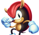 Mighty the Armadillo (Classic Sonic's world)