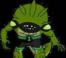 Aliens in Ben 10: Road Trip