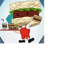 Noodle Burger Boy