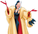 Cruella De Vil (Disney)