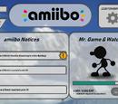 Super Smash Bros. Aether/Amiibo