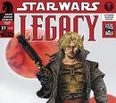 Star Wars: Legacy 37: Tatooine 1