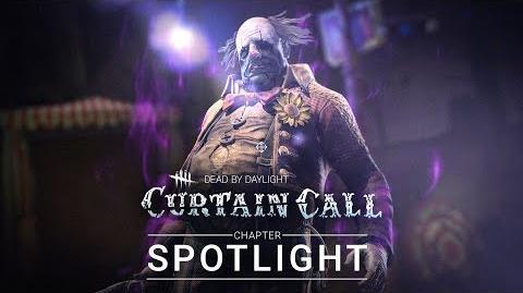 Dead by Daylight Curtain Call Spotlight
