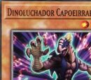 Dinoluchador Capoeirraptor