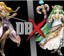 Zelda vs Palutena