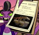 Recreational vehicle (Repo Mantis)