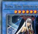 Ruina, Reina Suprema del Olvido