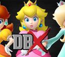 Peach vs Daisy vs Rosalina