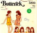 Butterick 5810 A