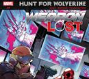 Hunt for Wolverine: Weapon Lost Vol 1 4