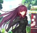 Heroic Spirit Traveling Outfit: Scáthach