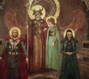 Familia Real Asgardiana