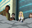 Episodes focusing on Terra