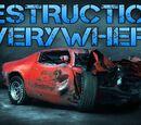 DESTRUCTION EVERYWHERE