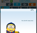 AFL Minion Costume