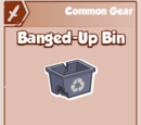 Banged-Up Bin