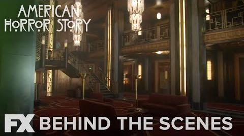 American Horror Story Hotel Inside Introducing The Hotel Cortez FX