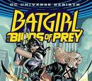 Batgirl Birds of Prey Full Circle TPB