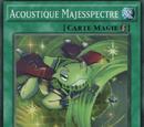 Acoustique Majesspectre
