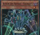 Acteur des Abysses - Figurants