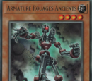 Armature Rouages Ancients