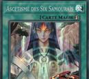 Ascétisme des Six Samouraïs