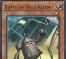 Boîte de Bois Kozmo