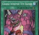 Charge Intrépide Tête Baissée