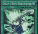 Coup d'Épée Silencieuse