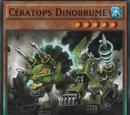 Cératops Dinobrume