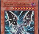Dragon Blanc aux Yeux Bleus Corrompu