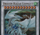 Dragon Blazar Cosmique