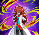Conflicting Mind Android 21 (Normal)