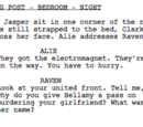 Nevermore/Transcript