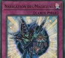 Navigation des Magiciens