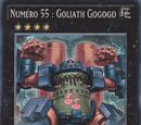 Numéro 55 : Goliath Gogogo