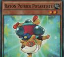 Raton Poirier Potartiste