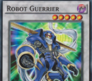 Robot Guerrier
