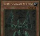 Soldat Sentinelle de Pierre