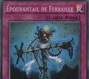 Épouvantail de Ferraille