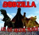 Godzilla and his Amazing Friends