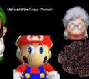 Mario and the Crazy Woman