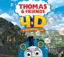 Thomas & Friends 4D: Bubbling Boilers
