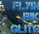 FLYING BMX BIKE GLITCH