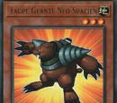 Taupe Géante Néo-Spacien