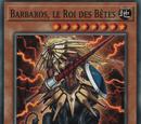 Barbaros, le Roi des Bêtes
